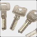 Bohrmulden-Schlüssel