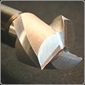 Fräser für Aluminium