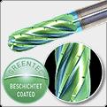 GREEN-TEC Milling Burrs