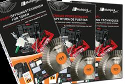 DVD - Profi Öffnungstechniken für Türen