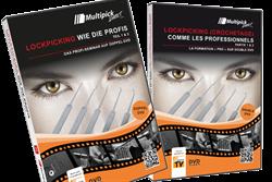 Lockpicking wie die Profis, Doppel DVD