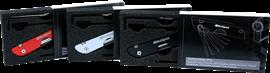 Jackknife Pocket Pick Set Exclusive Redline Edition from Multipick