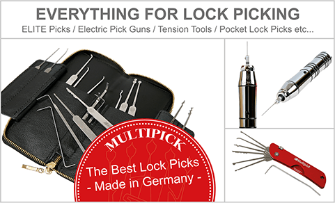 EVERYTHING FOR LOCK PICKING