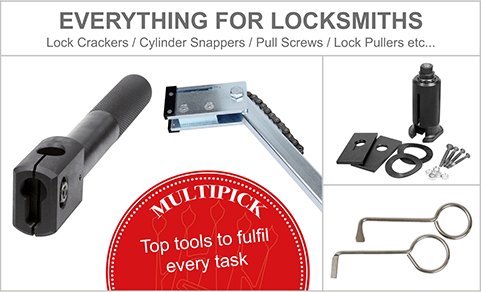 EVERYTHING FOR LOCKSMITHS