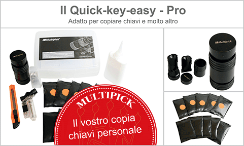 Il Quick-key-easy