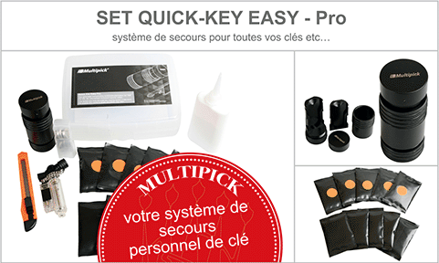 SET QUICK-KEY EASY