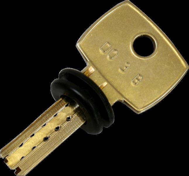 Lock Pick Tools >> Dimple pin key - bump key - DOM IX / STS - DM 49-B361064