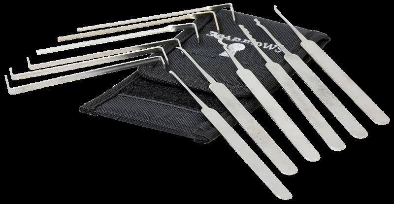 sparrows kit de crochetage the tuxedo set tux1. Black Bedroom Furniture Sets. Home Design Ideas